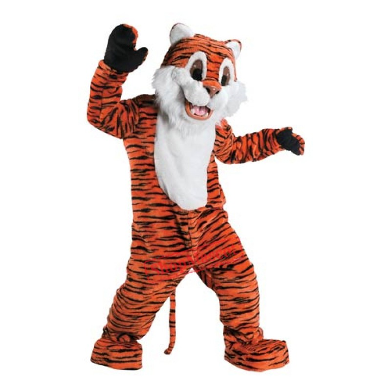 tiger mascot costume from shopmascot