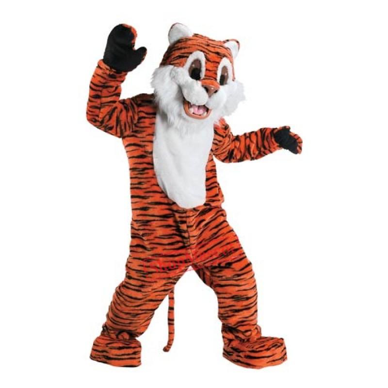 tiger mascot costume from shopmascot