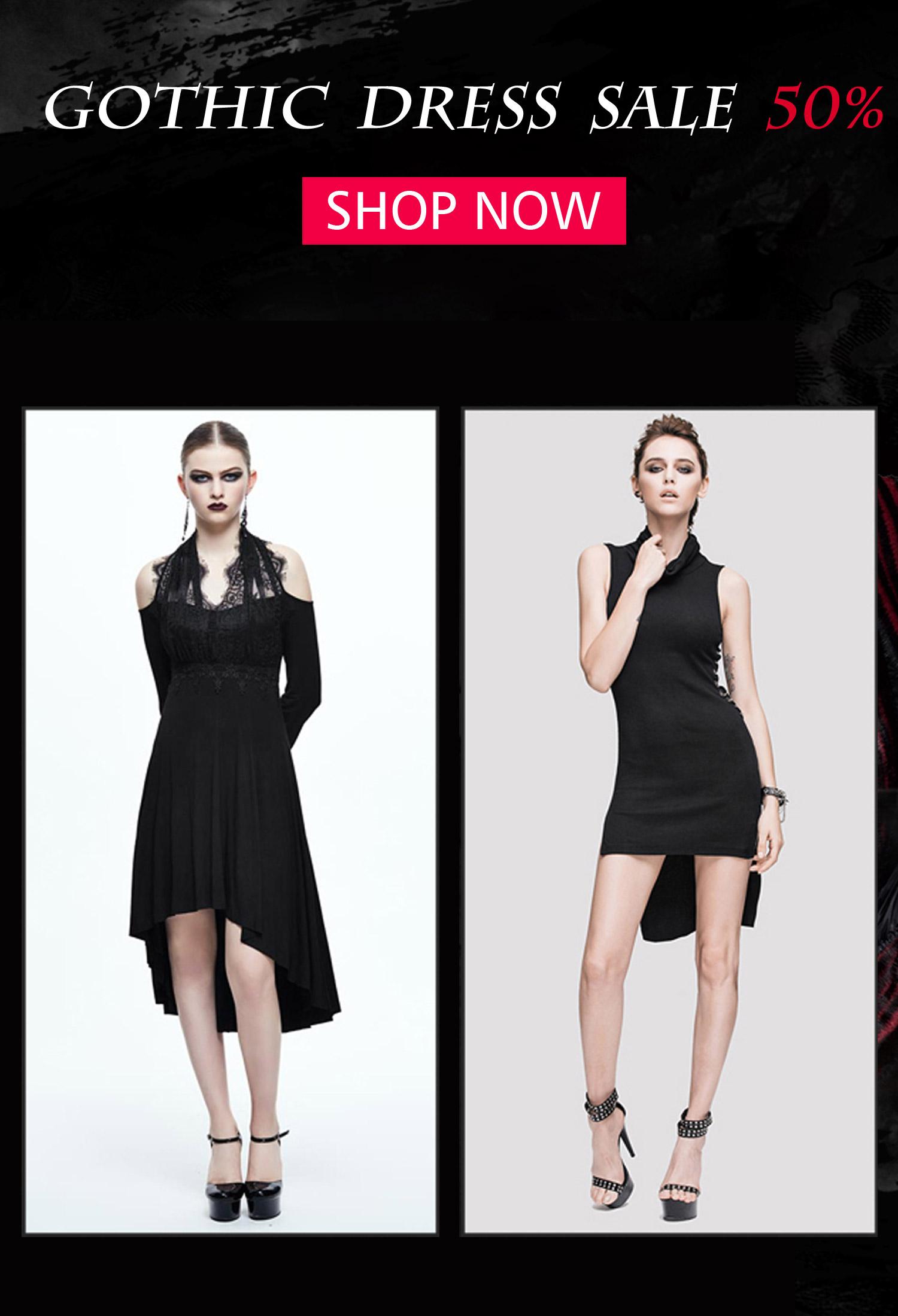 Gothic Dresses Steampunk Dresses